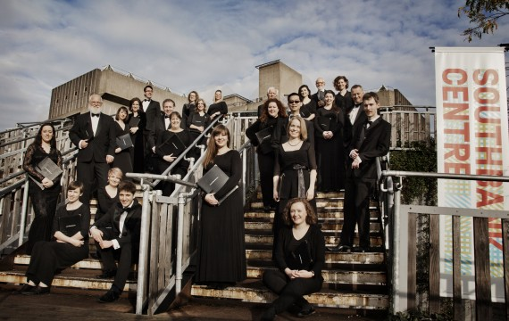 London Philharmonic Choir at the Southbank