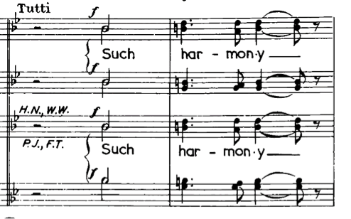 Such Harmony