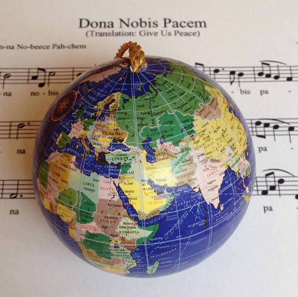 donna nobis pacem