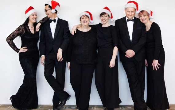 London Philharmonic Choir's Christmas Uniform