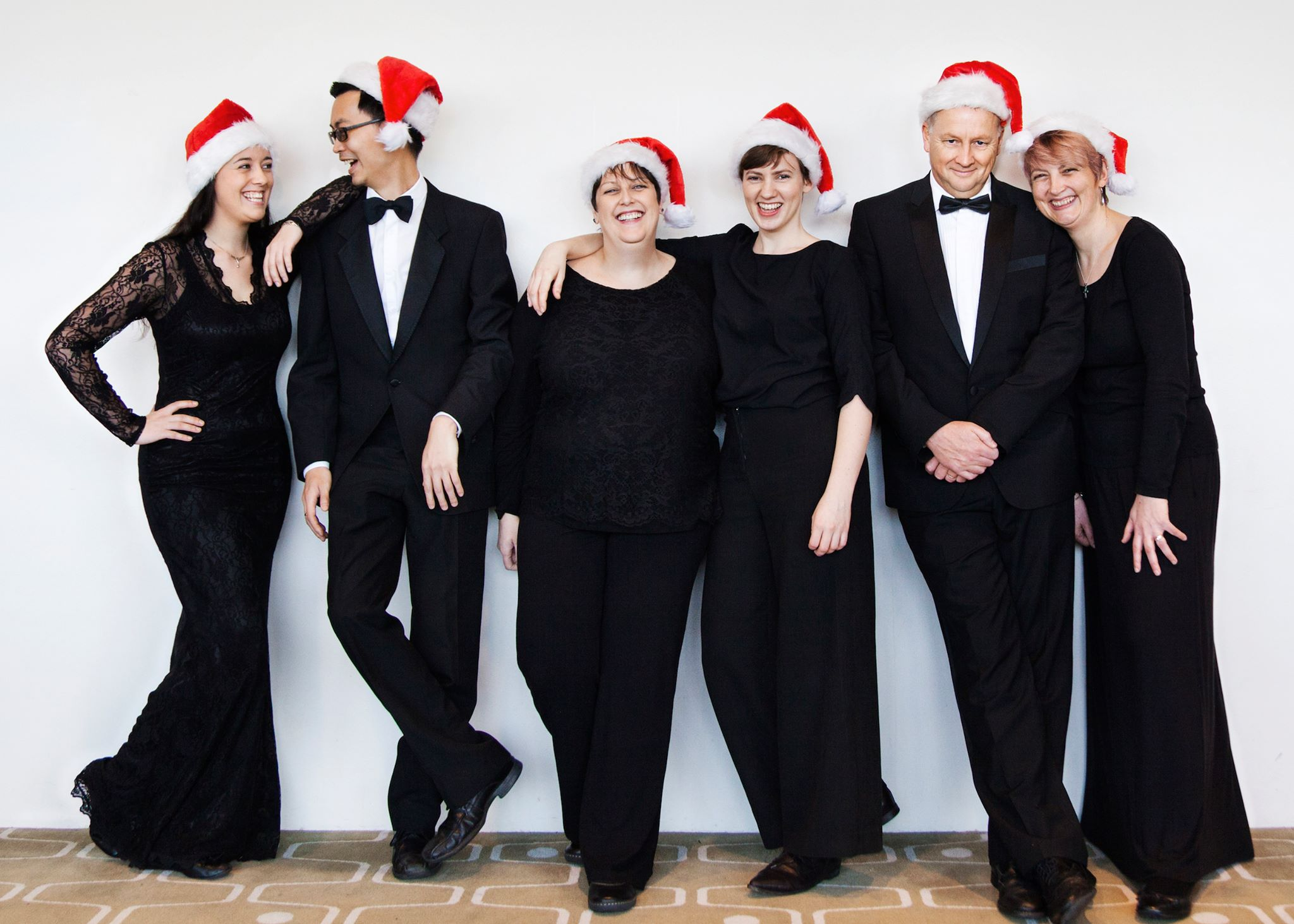 london philharmonic choirs christmas uniform