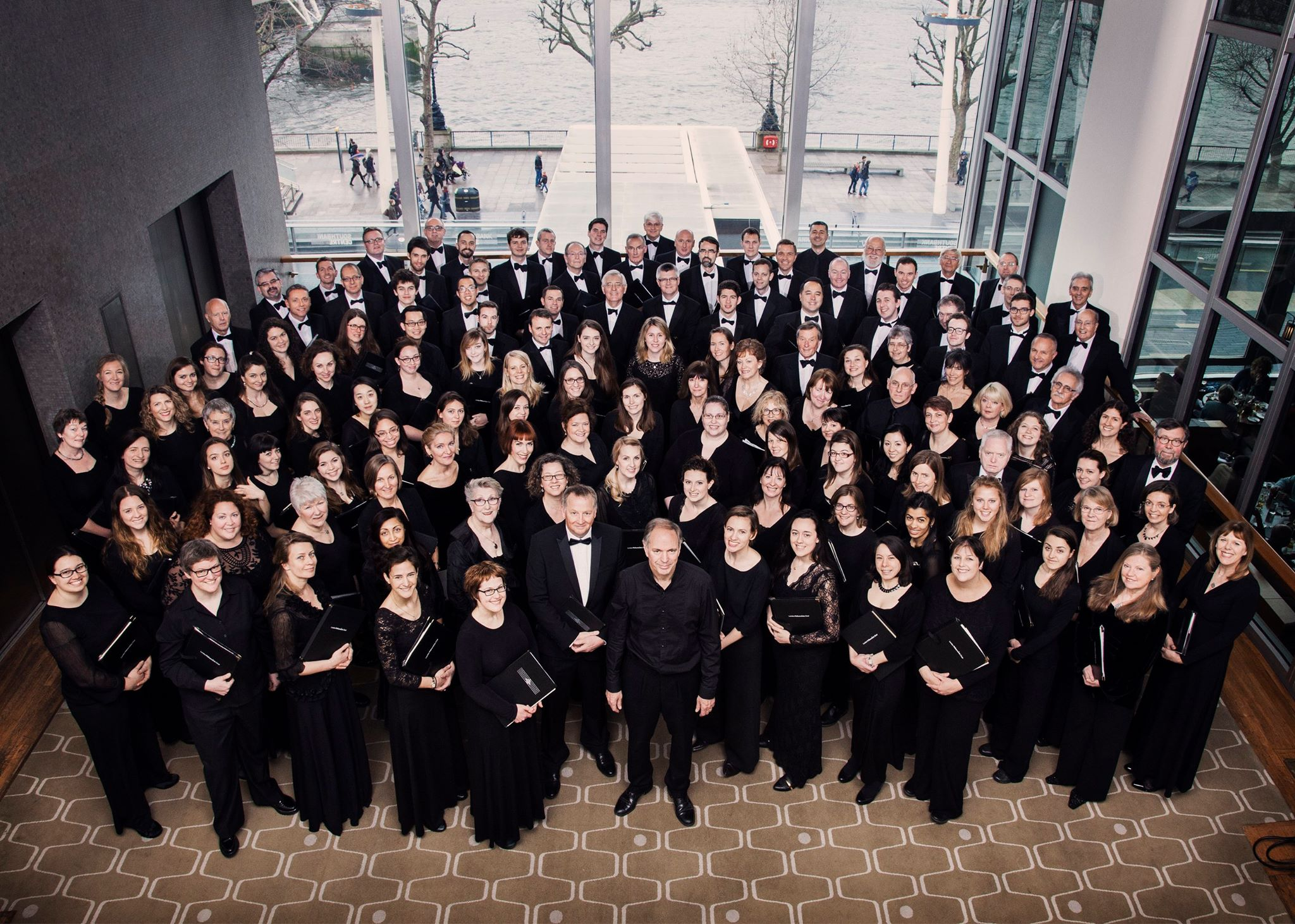 The Choir at the Royal Festival Hall