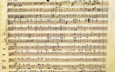 Manuscript of the Dies Irae