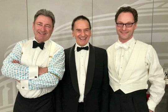 Titchmarsh, Fincham and Purser