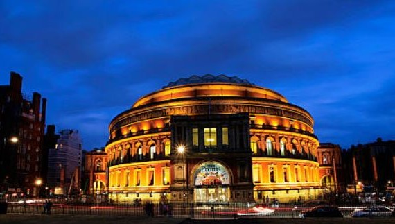 RAH Proms image getty